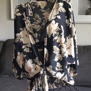 West kei blouse